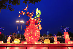 Festive lantern Stock Photography