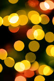 Festive Light Background Stock Photography