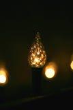 Festive lights. Festive facet lights Royalty Free Stock Photography
