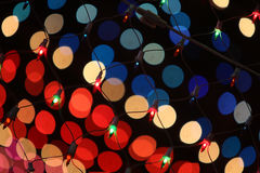 Festive Lights Background Royalty Free Stock Image