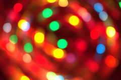 Festive lights Royalty Free Stock Image