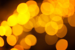 Festive lights. Royalty Free Stock Photos