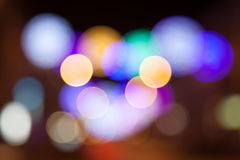 Festive lights Royalty Free Stock Photos