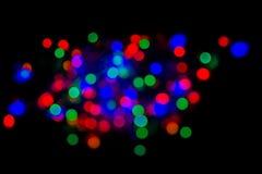 Festive multicolored background Stock Image