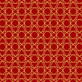 Festive orange red pattern. Festive orange red abstract pattern Royalty Free Stock Photos