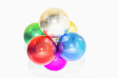 Festive ornament ball Royalty Free Stock Photo