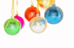 Festive ornament ball.  Royalty Free Stock Photos