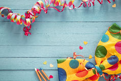 Festive party background Royalty Free Stock Images