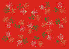 Festive Pattern Stock Images