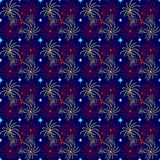 Festive pattern Stock Photography