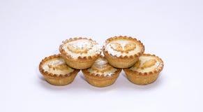 Festive Pies Royalty Free Stock Photos