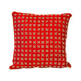 Festive pillow Royalty Free Stock Images