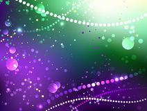 Festive purple background Royalty Free Stock Image