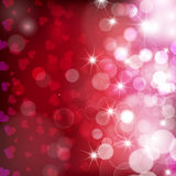 Festive red background Stock Photos