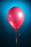 Festive red balloon Royalty Free Stock Image