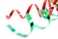 Festive ribbon Royalty Free Stock Photo