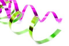Festive ribbon Stock Photo