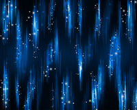 Festive, rich background of blue. Bright, blue background in a Christmas style. Holiday base Stock Images