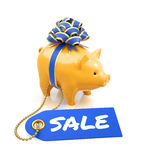 Festive Sale Stock Photography
