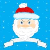 Festive Santa Claus Stock Photos