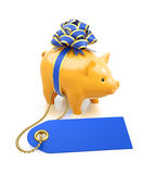 Festive Savings Bank Stock Images
