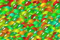 Festive scales holiday pattern Royalty Free Stock Photo