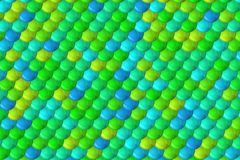 Festive scales tiling background. Shiny scales background good for any purpose Stock Photography