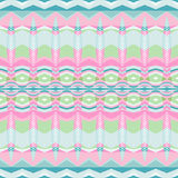 Festive Seamless Pattern. Seamless geometric ethnic pattern. Abstract indian pattern in trendy colors. Fancy multicolored background ornament. Use it for vector illustration