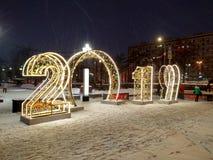 2019 festive season royalty free stock image