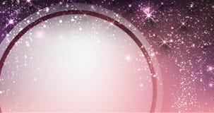 Festive shining lilac background. Vector illustration Stock Photo