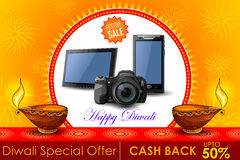 Festive Shopping Offer for Diwali holiday promotion and advertisment Stock Photo