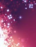 Festive sparkling lights background Royalty Free Stock Photo
