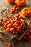 Festive Sugary Halloween Candy Stock Images