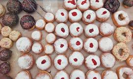 Festive sweet donuts Royalty Free Stock Photo