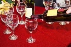Festive table Royalty Free Stock Photos