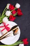 Festive  table setting. Stock Image