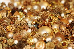 Festive treasure Stock Images