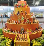 Festive Vibes India royalty free stock image