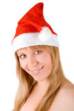 Festive woman Stock Photography