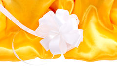 Festive yellow header Stock Photo