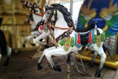 Festively dekorujący rondo w Tajlandia Obrazy Royalty Free