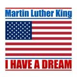 Festividad nacional de Martin Luther King Day Fotografía de archivo
