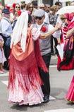Festividade do ` de San Isidro do `, consumidor do Madri, o 15 de maio de 2017, Madri, Espanha Foto de Stock Royalty Free