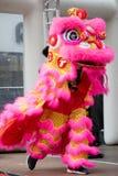 Festividades para celebrar Año Nuevo chino en Londres por año de Imagenes de archivo