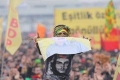 Festività curda Newroz Fotografie Stock