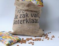 Festività di Sinterklaas dell'olandese Fotografia Stock