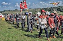 Festività medioevale Immagine Stock Libera da Diritti
