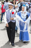 Festiviteit van ` San Isidro `, patroon van Madrid, 15 Mei, 2017, Madrid, Spanje Royalty-vrije Stock Foto's