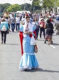 Festiviteit van ` San Isidro `, patroon van Madrid, 15 Mei, 2017, Madrid, Spanje Royalty-vrije Stock Afbeelding