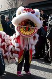 Festivities to celebrate Chinese New Year In London for year of. London, United Kingdom, 18th Febuary 2018:- Festivities to celebrate Chinese New Year in London` Stock Images